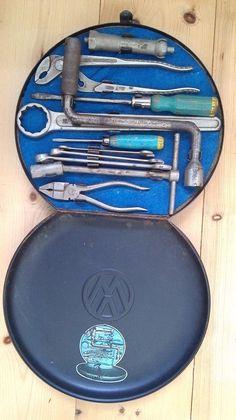 "Hazet Tourist 16 "" tool box 1951"