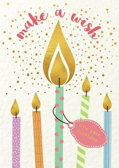Make A Wish Candles Lizzie Preston Jpg