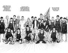 ❤ Get the best Slam Dunk Wallpaper on WallpaperSet. Only the best HD background pictures. Kuroko, Slam Dunk Manga, Manga Anime, Manga Art, Best Hd Background, Inoue Takehiko, Comic Games, Manga Illustration, Manga Games