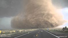 Storm Chasers Get REALLY Close to Tornado