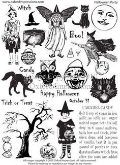 vintage halloween by lisa.butler.9849