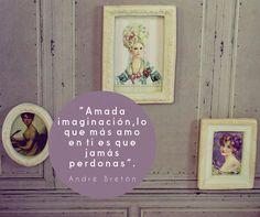 ¡Buenos días!  Cargaditos de inspiración :3  #Inspiración #Creatividad #Citas #CitasTextuales #Frases #Artesanía #Manualidades #Inspiration #Creativity #Quotes #InspirationalQuotes #Phrases #Handcraft #Handcrafted #AndréBretón