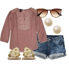 """""""Preppy Hippy"""" by qtpiekelso on Polyvore"""