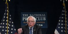 Bernie Sanders will become Democratic nominee, primarily because Hillary Clinton is a brilliant individual, and far too intelligent to simply use a priva...