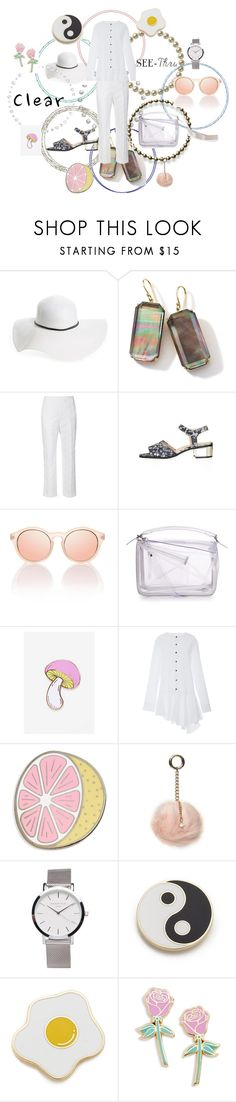 """x-ray eyes"" by peeweevaaz ❤ liked on Polyvore featuring David & Young, Ippolita, Delpozo, Topshop, Loewe, Big Bud Press, Monographie, Dorothy Perkins, Georgia Perry and clear"