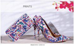 #PRINTS   więcej na: www.kazar.com #kazar #fashion #inspiration #look #new #boots #spring #summer #lookbook #women #elegant