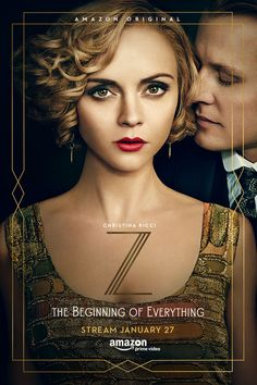 Christina Ricci is Zelda Fitzgerald in the trailer for Z: The Beginning of Everything | Live for Films