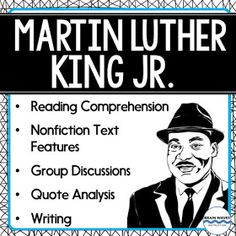 Brain Waves Instruction: Celebrating Martin Luther King Day