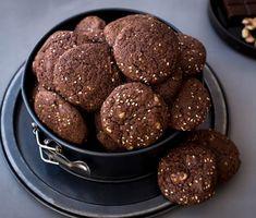 Υγιεινά μπισκότα για παιδιά | Frezyland Sugar Free Desserts, Sweets Recipes, Baby Food Recipes, Cooking Recipes, Cooking Ideas, Cake Cookies, Cupcake Cakes, Sweet Cooking, Healthy Sweets