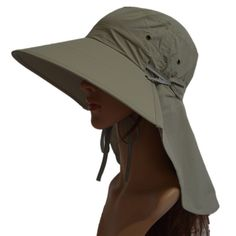 Fashion Ladies Foldable Outdoor Anti-UV Protection Sun Hat Wide Brim Hiking  Cap. Hats For WomenClothes ... d2d7ba1216ba
