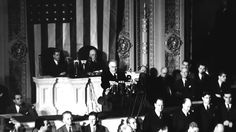 FDR's Day of Infamy Speech (December 8, 1941)