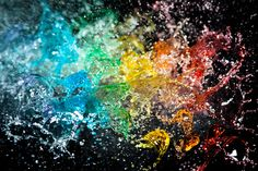 Splash of Color II by Ryan Taylor Photography, via Flickr