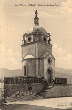Seyne-les-Alpes Vintage - Chapelle