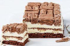 Chocolate cake, vanilla ice-cream and 30 Cadbury Flake bars - meet your new favourite dessert.