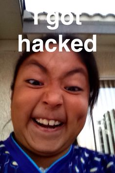Got hacked