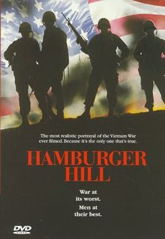 Hamburger Hill - Great Vietnam film