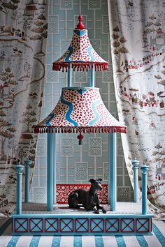 Discover our new collection of fabulous fabrics fit for a pooches palace. House - design, food & travel by House & Garden.