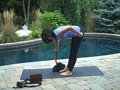 YOGA FOR HIP PAIN AND STIFFNESS
