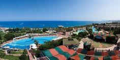 Sejur la mare pe litoral 2018 in Antalya Kemer la Hotel Limak Limra de 5 stele din Turcia
