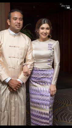 Traditional Dresses Designs, Traditional Outfits, Modern Outfits, Simple Outfits, Girls Graduation Dresses, Chitenge Outfits, Beautiful Dresses, Nice Dresses, Myanmar Dress Design