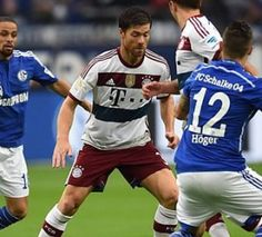 Debut drama for Xabi as Bayern are held