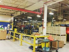 Inside manufacturing @NuStep_Inc www.nustep.com