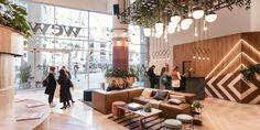 Work Space TORRE BELLINI Buenos Aires - https://refer.wework.com/i/GetWorkDone > https://www.behance.net/gallery/68128775/TORRE-BELLINI-Workspace-by-WeWork-in-Buenos-Aires?