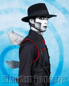 The Spine of Steam Powered Giraffe. This and many more SPG prints are available in our store.