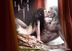 Life after the Wild Hunt, Geralt of Rivia and Yennefer