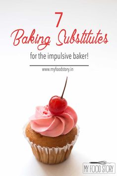 7 emergency baking substitutes for buttermilk, whole milk, molasses, sour cream, cake flour etc if you are an impulsive baker.