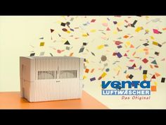 Did you know you can Wash Your Air? We tested a Venta Airwasher... - 5 Minutes for Mom
