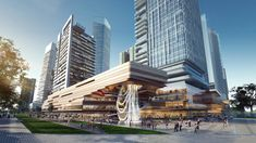 10 Design - The Core of Zhuhai City Heart