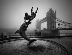 Dolphin Girl by .Vulture Labs on 500px
