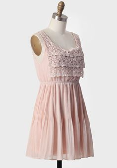 New Love Crocheted Tunic Dress | Modern Vintage Dresses