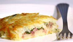 Depois do salmão, da terrine, do coq au vin, a batata rösti complementa o jantar à francesa por Rita Lobo. Depois, bem, depois só as sobremesas…. logo em próximos posts. Às batatas: Ingredien…