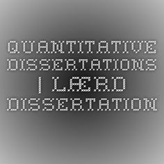 Online dissertations and theses neil murray