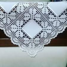Learn to Crochet – Crochet Wave Fan Edging. How I made this wave fan edging border stitch. Filet Crochet, Crochet Motifs, Crochet Borders, Crochet Squares, Crochet Doilies, Crochet Bedspread Pattern, Crochet Fabric, Crochet Tablecloth, Thread Crochet