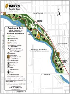 map #EstabrookPark