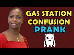 Gas Station Confusion Prank (Blooper)