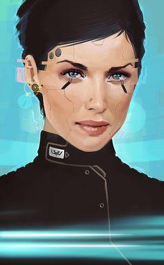 -- Share via Artstation iOS App, Artstation © 2015