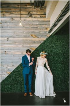 Nhiya Kaye Photography | Salt Lake Wedding | Salt Lake Temple | Coffee House Wedding | Publik Coffee House | Industrial Wedding | Utah Wedding | Bridals | Formals