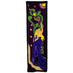 Sun Goddess Drop Banner | Crystal Healing Gifts