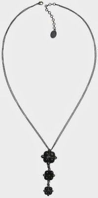 Konplott Noir Necklace, $94.95