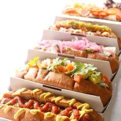 Hot dogs #NationalHotDogDay