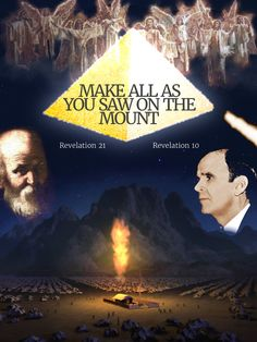 Make all as you saw on the Mount Revelation 10, Make All, Movies, Movie Posters, Films, Film Poster, Cinema, Movie, Film