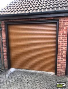 All Inclusive, Fully Installed Roller Shutter Garage Doors From Garage Doors Prices, Garage Extension, Garage Door Installation, Driveway Ideas, Roller Shutters, Oak Doors, Moving House, Garages, Building