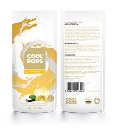 Cool Pops on Behance