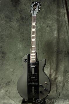 Gibson Limited Edition DJ Ashba Signature Les Paul Ashba Grey S/N140100520