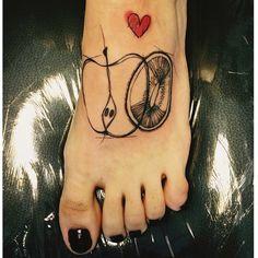 Monica Sampietro Tattoo