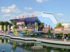 Springfield at Universal Orlando Resort (© Universal Orlando)